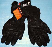 paire de gants moto d'hiver Racer Gel Track Noir taille 11/XXL Homme neuf