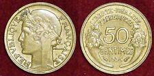 FRANCE 50 centimes 1936 nice coin
