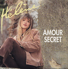 Helene-MAXI-CD-amour secret/le train tu soir