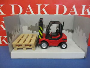 Die cast 1/43 Modellino Muletto Forklift by Cararama