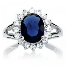 Catherine Middleton Lifetime Certified Royal Engagement Ring replica Size 5