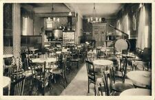 Ansichtskarte Eisleben Café Volber 1937