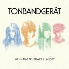 Tonbandgerät - Wenn Das Feuerwerk Landet (VINYL LP) NEU&OVP!!! 2015