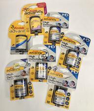 7 Rolls Kodak Advantix High Definition APS ISO 200 Color Print Film Exp 2005