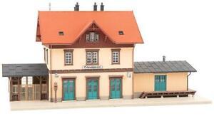 FALLER 191742 Railway Station Ochsenhausen 308 x 140 X 142 MM New Boxed