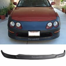 Fit For 98-01 Acura Integra DC2 Sports CONCEPT Front Bumper Lip PU