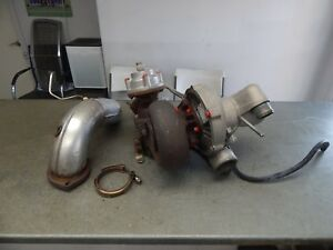 1980-1998 Bentley Rolls Royce Turbo Diesel Turbocharger UT11200 / 465117