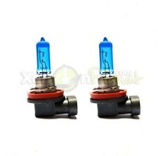 H8 5000K 35W Fog Spot Light Upgrade Halogen Bulbs Xenon Super White Look Effect