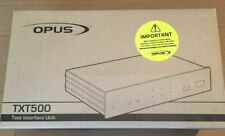 Opus by Mordaunt-Short TXT500 Text Interface Unit MCU-500 Series