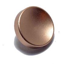 Botón del obturador de alta calidad suave de liberación de Metal Bronce cóncavo