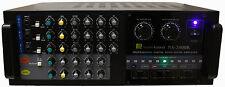 Used Hisonic Dual Channel MA-3800K Karaoke Mixing Amplifier 760 Watts