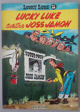 MORRIS  ***  LUCKY LUKE 11. CONTRE JOSS JAMON  ***  1966