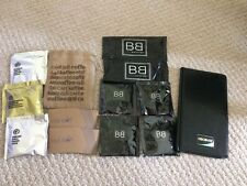 13pc Coffee Sampler Hotel Set 7 Coffees+2 Guards+Bag+Condiments+Folio