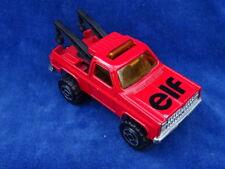 MAJORETTE / MAJOPUB - CHEVROLET - DEPANNEUSE / Tow truck - ELF - N°291 / 228