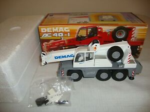 CONRAD 2093/0 DEMAG AC40-1 MANNESMANN CRANE - EXCELLENT in original BOX
