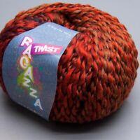 Lana Grossa Ragazza Twist 006 / 50g Wolle (9.90 EUR pro 100 g)