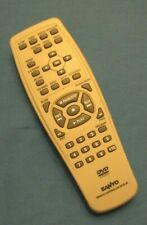 Genuine Original Sanyo RB-SL40 DVD Remote Control Tested and Cleaned