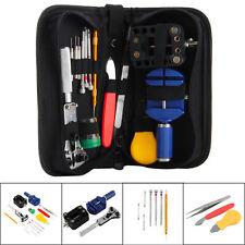 144 tlg. Uhrenwerkzeug Uhrmacherwerkzeug Set Reparatur Set mit Nylontasche V#