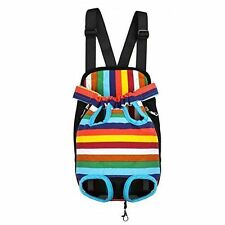 Canvas Dog Backpack Carriers