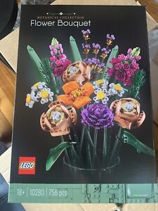 Brand New LEGO Creator Botanical Collection Flower Bouquet 10280