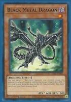 Yugioh - Black Metal Dragon - 1st Edition Card