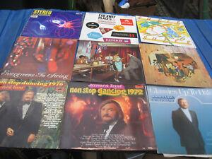 80 LP Instrumental Schallplattensammlung