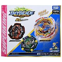 B-171 Beyblade Burst Superking Triple Booster Set Tempest Dragon TAKARA TOMY