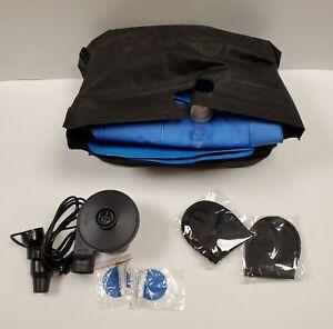 In Car Air Bed Set by Sondpex Multi-functional CAB-F01 Air Pump Pillow Eye Masks