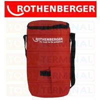Rothenberger Carry Hot Tool Bag for Superfire 2 Torch & Gas 8.8835 Plumbers Bag