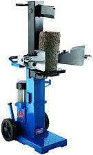 10 TON HYDRAULIC VERTICAL LOG SPLITTER WOOD TIMBER CUTTER 3150W SCHEPPACH HL1010