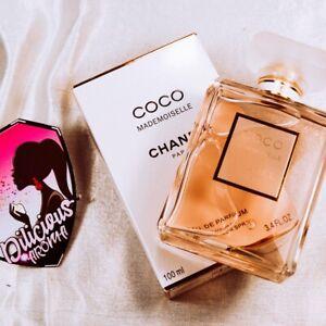 COCO MADEMOISELLE Chanel Paris Eau De Parfum 3.4 oz / 100ml New With Box