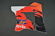 NOS GENUINE APRILIA RX 125 SuperMotard 04-06 DECAL L.H. SIDE, LION AP8166698 GB