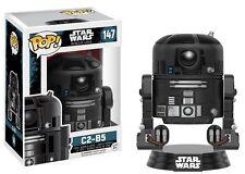 """Star Wars CANAGLIA UNO c2-b5 3.75 """" POP VINILE Statuetta Funko VENDITORE UK"""