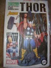 Kotobukiya Fine Art Statue Classic Avengers Series - Thor (335/1100)