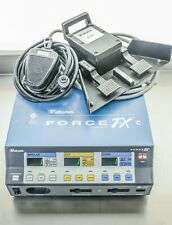 Valleylab Force Fx C With Footswitch 2 Esg Electrosurgical Generator Fx C