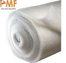 AQUARIUM POND FILTER WOOL FLOSS 18-22 MM 69cm WIDE 1Mtr TO 20Mtr External Koi