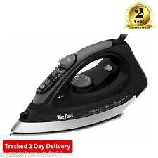 TEFAL 2200W FV3761GO  ANTI-SCALE STAINLESS STEEL  SOLE PLATE ELECTRIC STEAM IRON