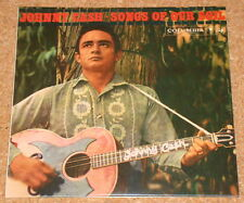 JOHNNY CASH - Songs Of Our Soil - NEW CD album - FREEPOST IN UK