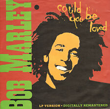 "BOB MARLEY - Could You Be Loved (RARE 1990 VINYL SINGLE 7"" GERMANY)"
