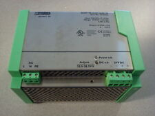 USED Phoenix QUINT PS-120AC/24DC/10 Power Supply