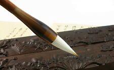 1.4*4.1cm wolf&goat hair brush Chinese calligraphy painting writing brush