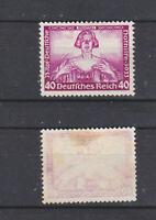 GERMAN REICH 1933 Wagner 40pf Mint * B57 (Mi.507)