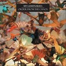 MY LUMINARIES - ORDER FROM THE CHAOS NEW CD