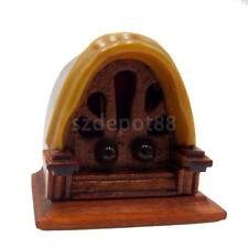Resin Ancient Radio Model Miniature Home Furniture for 1/12 Scale Dollhouse