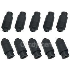 10x 2 Pin DIN Female Plug Hifi Loudspeaker Connectors For Sonab Leak B&O Speaker