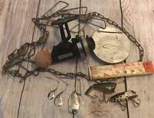 Vintage Fishing Collection-Swift 660/F-L&S 12M Lure-Hildebrandt Spinner & More