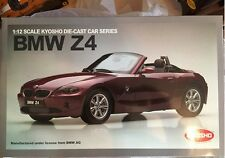 1:12 Kyosho BMW Z4 RED 2003 08604R