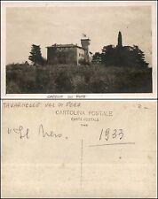 Tavarnelle val di Pesa, Firenze, castello del Nero, fotografica, nuova