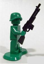 LEGO 30071 Toy Story Army Soldier Minifigure Jeep BrickArms BAR & Lewis Gun WWII