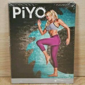 PiYo Beachbody 3 Disc Workout DVD Set Chalene Johnson Define Yourself SEALED NEW